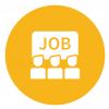 icone job etudiant
